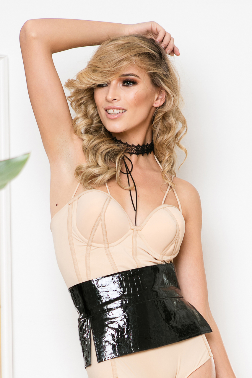 Cindy nude corset - NorinaSt Shop